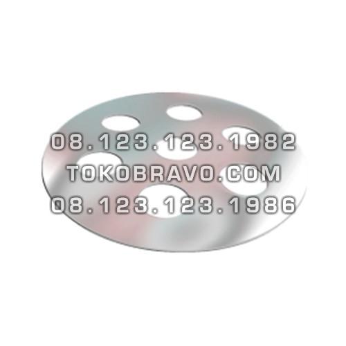 7 Holes Dim Sum Plate Getra