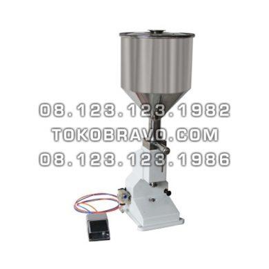 Liquid Filler Portable Semi Auto Single Nozzle A02 Getra