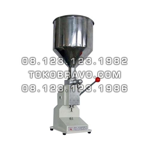 Liquid Filler Portable Manual Single Nozzle A03 Getra