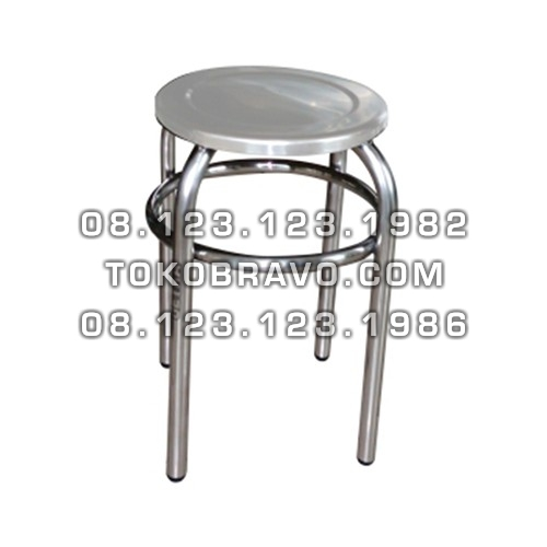 Stainless Steel Dining Chair A1175 Getra