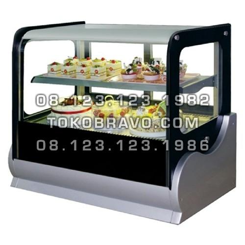 Countertop Cake Showcase A-530V Gea