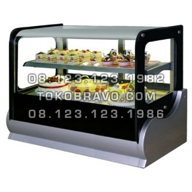 Countertop Cake Showcase A-540V Gea