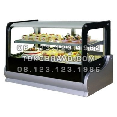 Countertop Cake Showcase A-550V Gea