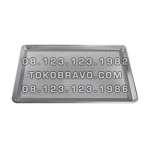 Aluminium Bakery Pan Perforated AP-6430P Getra