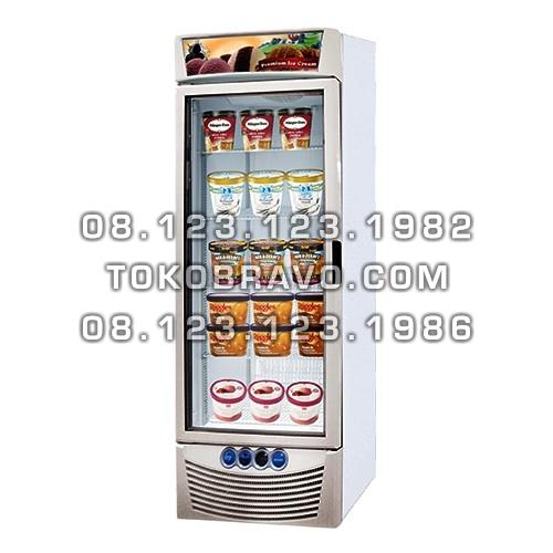 Up Right Glass Door Freezer