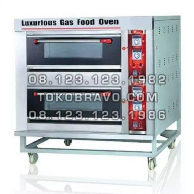 Gas Oven BOV-ARF40H Fomac