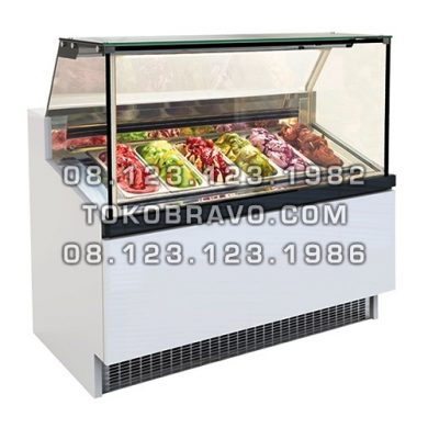 Gelato Showcase Fan Cooling BRIO-7FG Gea
