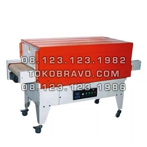 Shrink Tunnel Packing Machine Mesh Conveyor BS-G4525M Powerpack