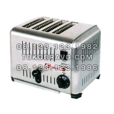 Bread Toaster 4Slice BTT-DS4 Fomac