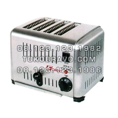 Bread Toaster 4Slice BTT-DS4 Fomac