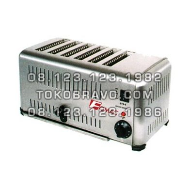 Bread Toaster 6Slice BTT-DS6 Fomac