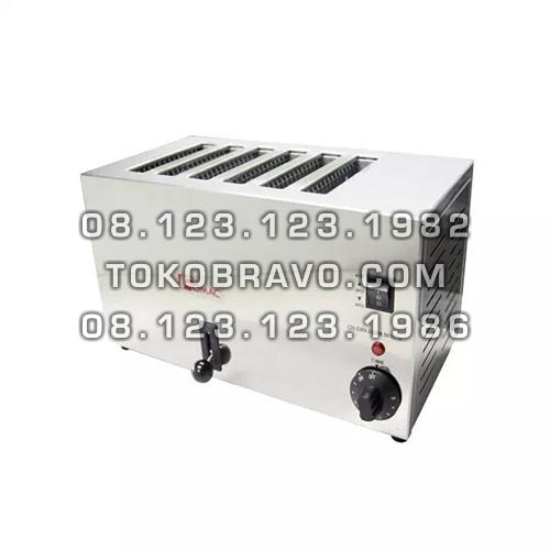 Bread Toaster 6Slice BTT-S6A Fomac