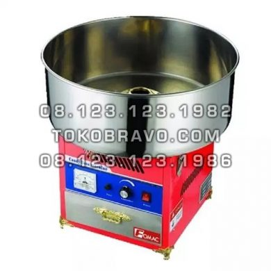 Gas Electric Candy Floss No Battery CCD-GMJ500 Fomac