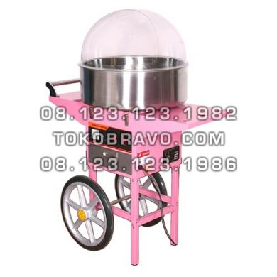 Electric Candy Floss with Cart CCD-MF05 Fomac