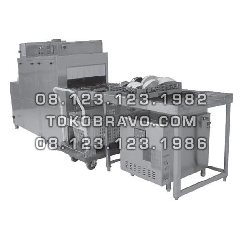 External Heat Source Gas Booster CHB-36 Getra