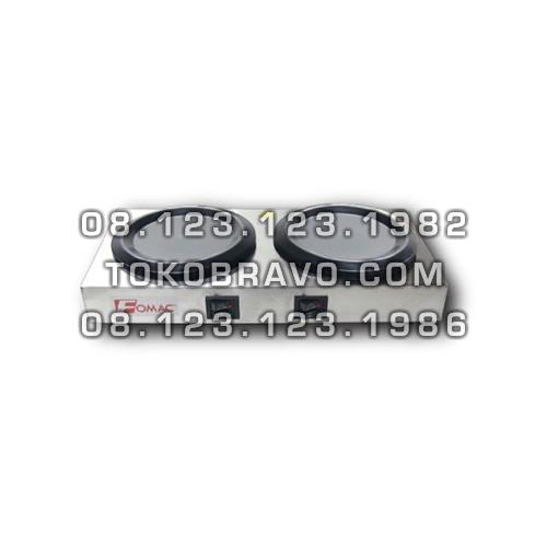 2 Plate Coffee Warmer COW-CM2 Fomac