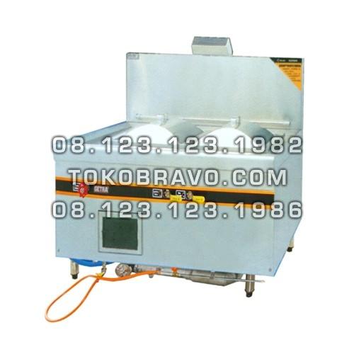 Gas Chiong Fen Blower Steamer CS-1211 Getra