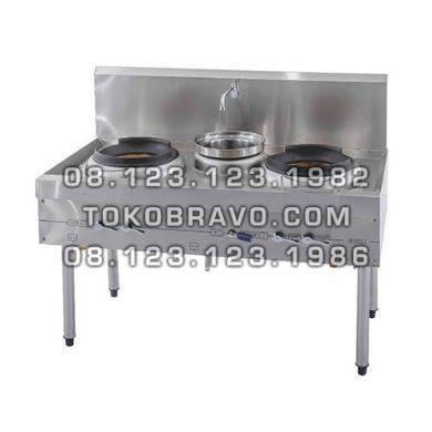 Gas Kwali Range CS-1480 Getra