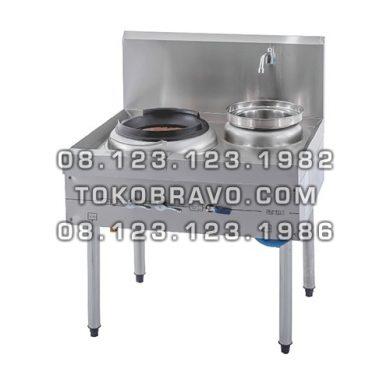 Gas Kwali Range CS-9080 Getra