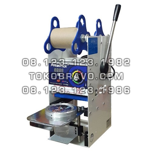 Manual Cup Sealer Combo Cup with Digital Counter CS-M868i Powerpack