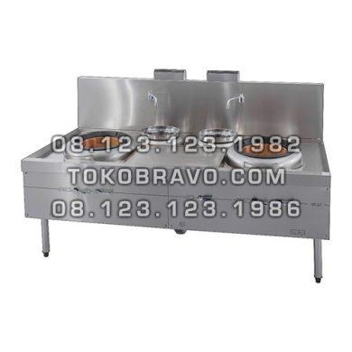Gas Deluxe Blower Kwali Range DBR-48/96A Getra