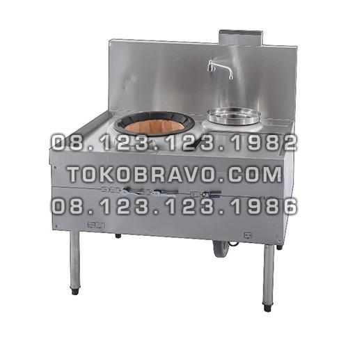 Gas Deluxe Blower Kwali Range DBR-48 Getra