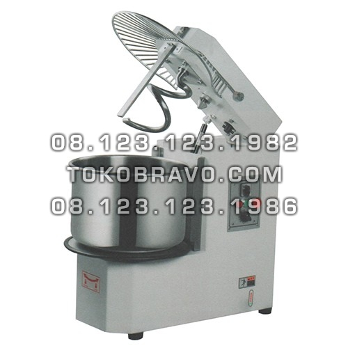 Spiral Mixer for Pizza/Baguette DH-20AT Getra