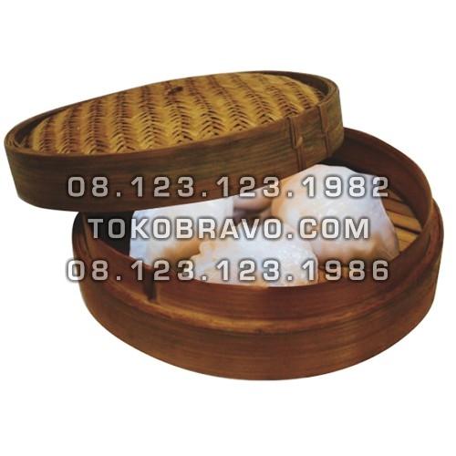 Steamer Dimsum Bamboo Basket