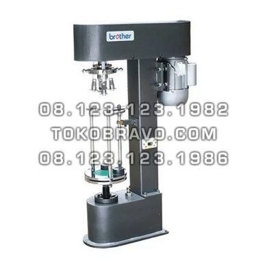 Locking and Capping Machine Metal Cap Model DK-50D Powerpack