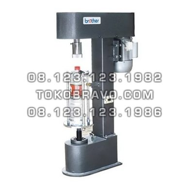 Locking and Capping Machine Plastic Cap Model DK-50Z Powerpack