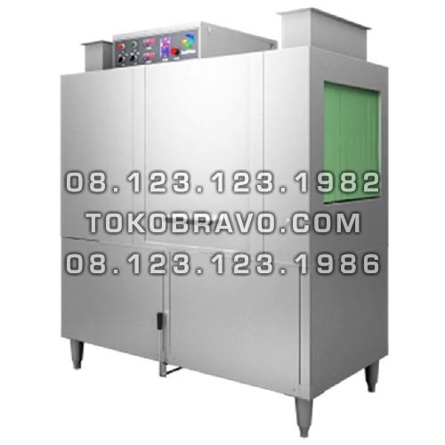 Electric Rack Conveyor Dishwasher DRC-1E Getra