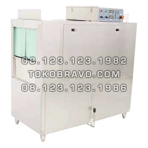 Gas Rack Conveyor Dishwasher DRC-2G Getra