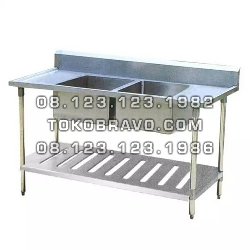 Stainless Steel Sink Table DST-1855 Getra