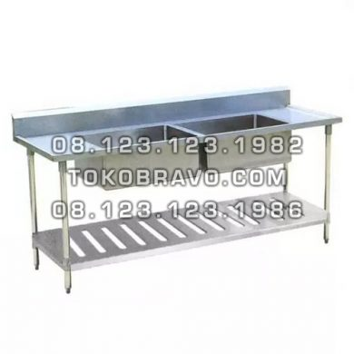 Stainless Steel Sink Table DST-2185 Getra