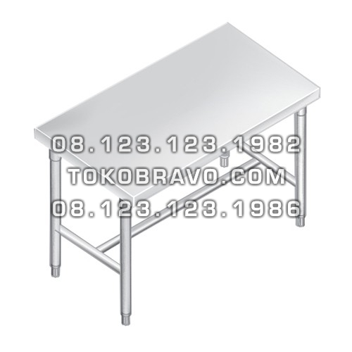 Stainless Steel Dining Table DT-120 Getra