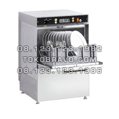 Commercial Dishwasher Front Loading / Counter Type Easy-500 Getra