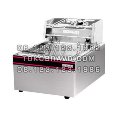 Electric Deep Fryer 1 Tank 1 Basket EF-81 Getra