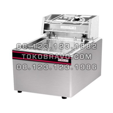 Electric Deep Fryer 1 Tank 1 Basket EF-88 Getra