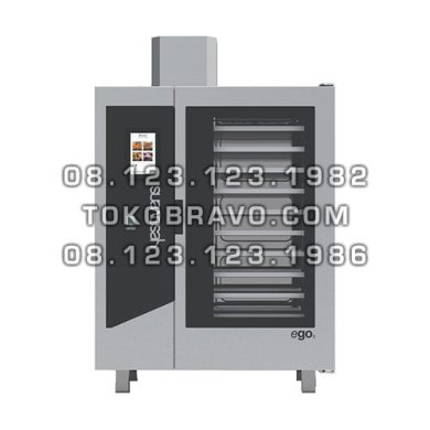 Combi Oven Ego YesOvens Ego-11G Getra