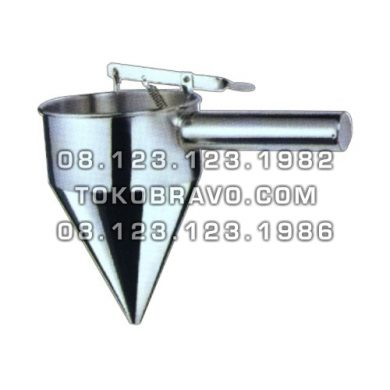 Stainless Steel Batter Funnel EK-181901 Getra