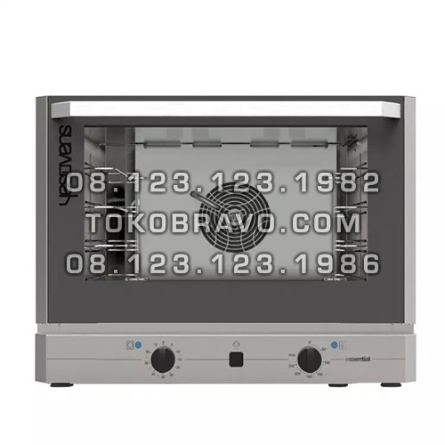 Convection Oven YesOvens Essential-4834-4M Getra