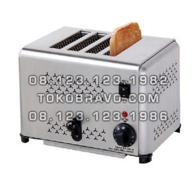 Bread 4 Slot Toaster EST4 Getra