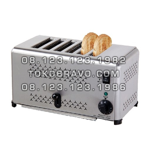 Bread 6 Slot Toaster EST6 Getra
