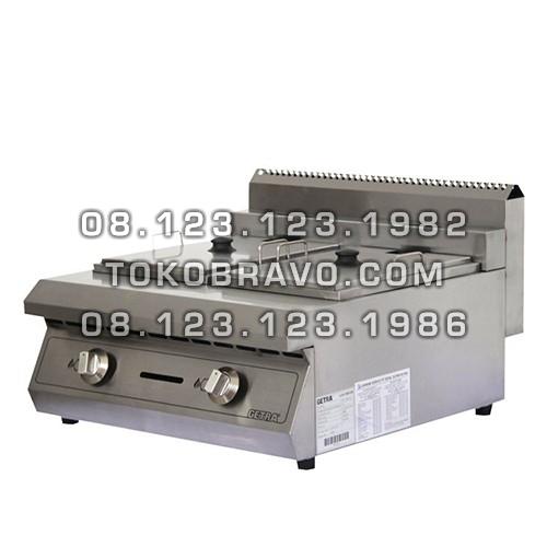 Stainless Steel Gas Deep Fryer ET-GFR-60 Getra