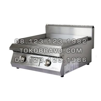 Stainless Steel Gas Full Flat Griddle ET-GGR-60F Getra