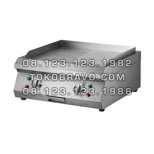 Counter Top Electric Half Grooved Griddle ET-PL600BP Getra