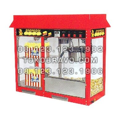 PopCorn Machine ET-POP6A-D Getra