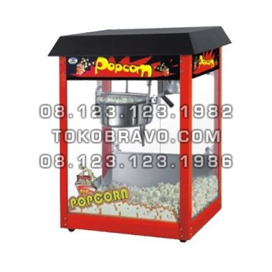 PopCorn Machine ET-POP6A-R Getra