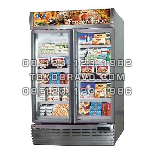 Up Right Freezer EXPO-1000AL/CN Gea