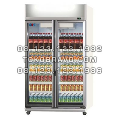 Display Cooler EXPO-1050AH/CN Gea